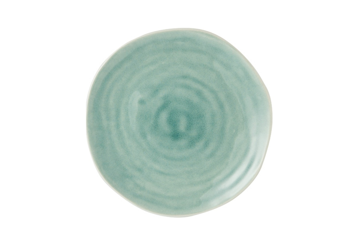 Beth Side Plate | Teal