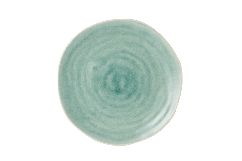 Beth Side Plate   Teal