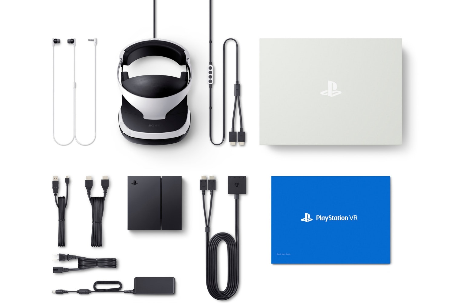 Playstation VR Starter Kit | PS VR