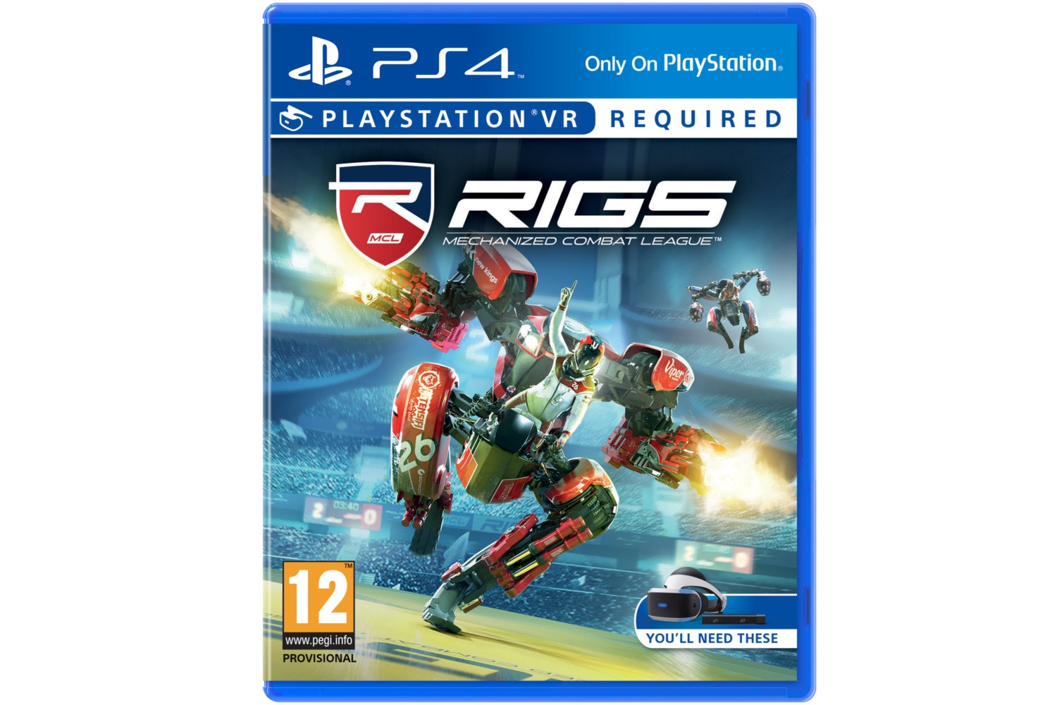 Rigs | PS VR Game