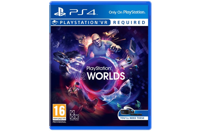 VR Worlds | PlayStation 4 VR Game