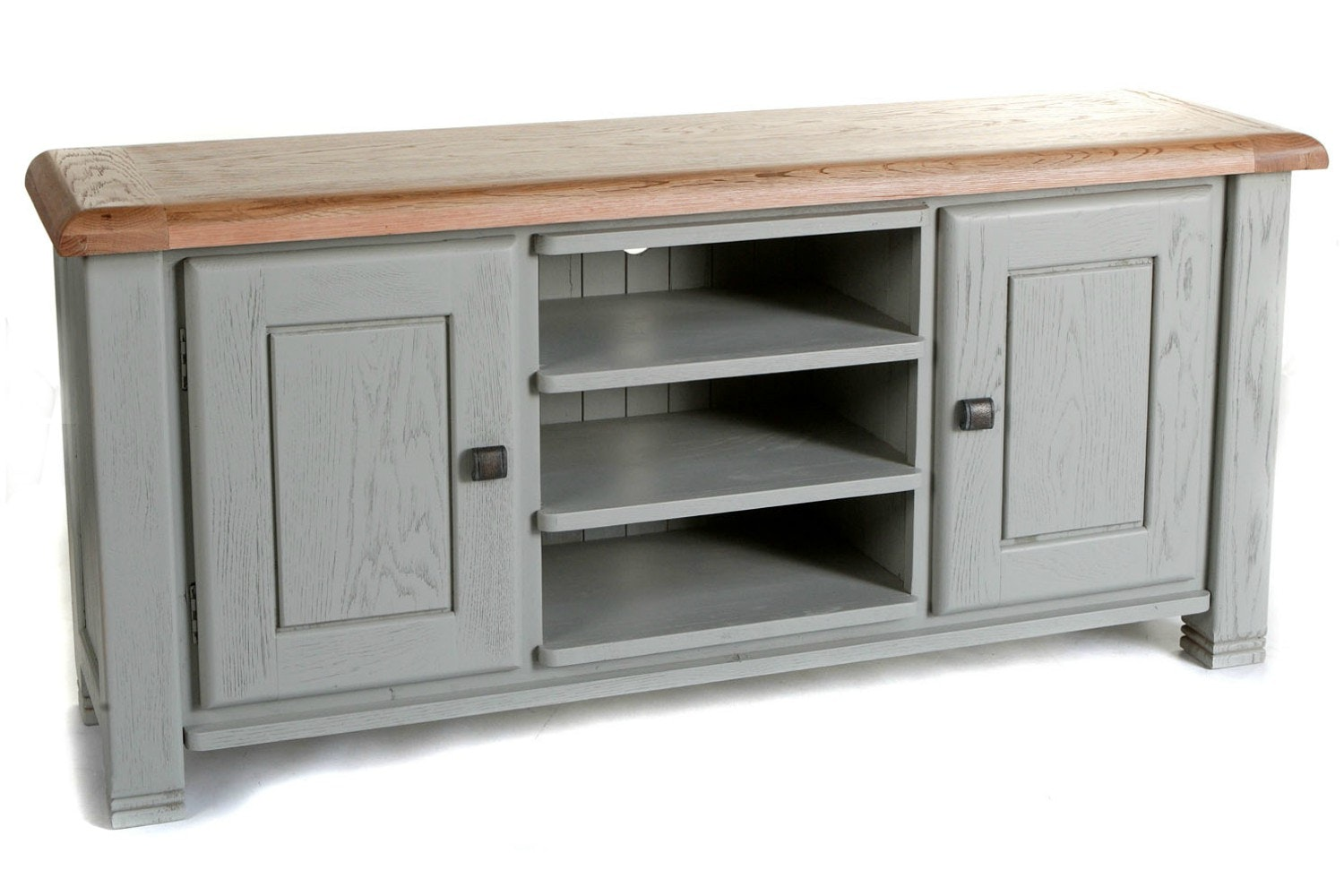 Queenstown TV Unit | Medium | Painted Grey