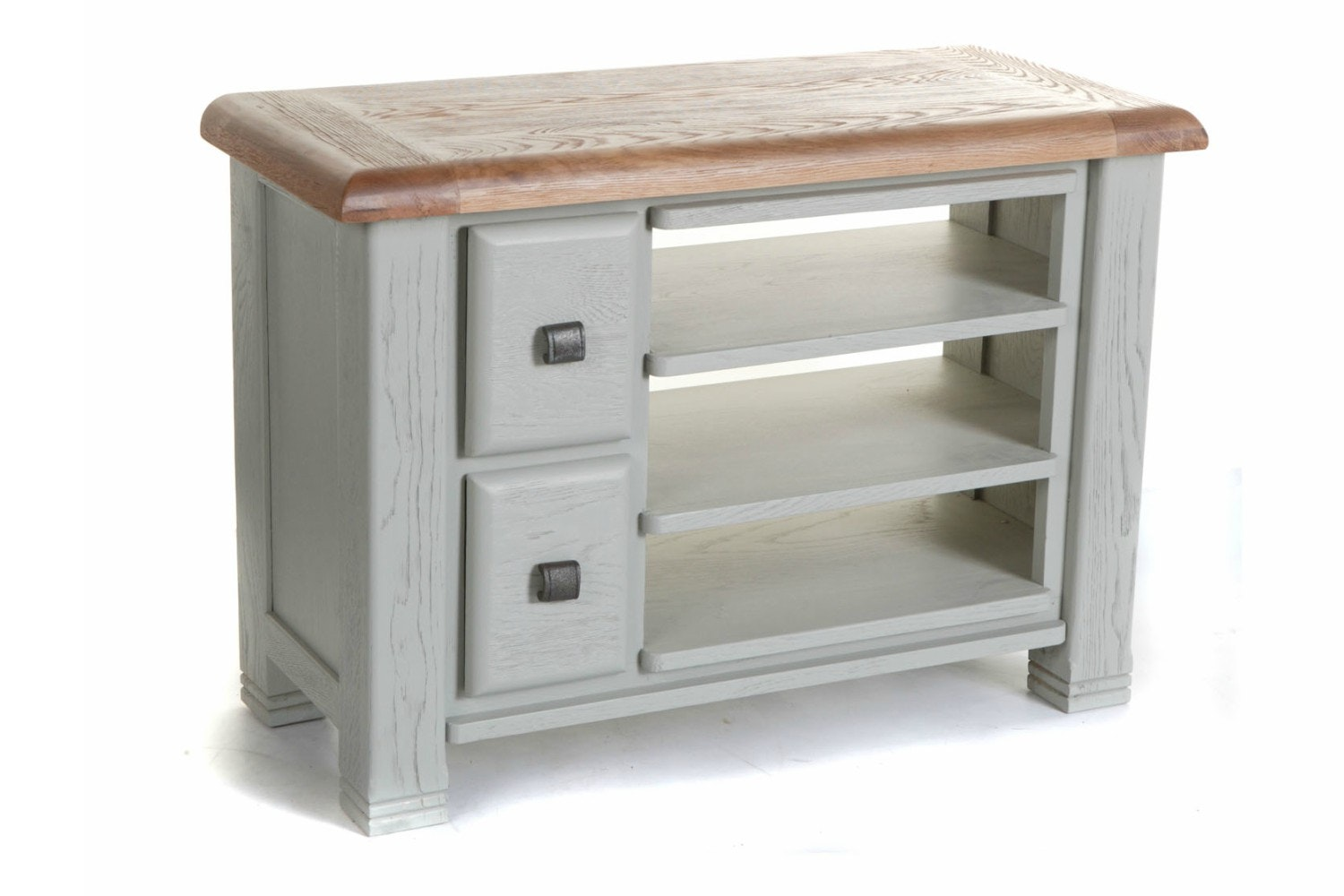 Queenstown TV Unit | Small | Painted Grey