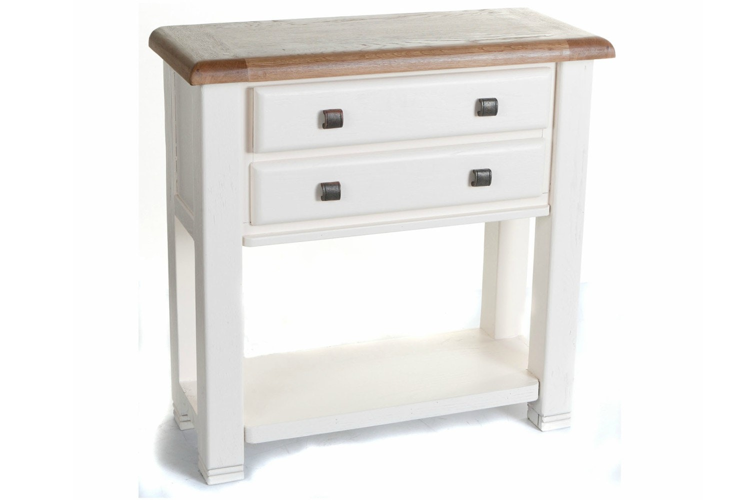 Queenstown Console Table | 90cm | Painted White