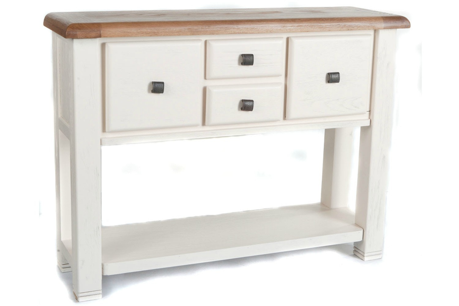 Queenstown Hall Table | Painted White