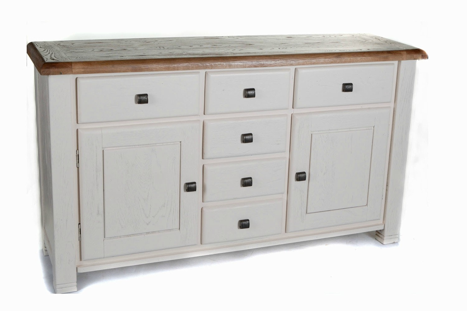 Queenstown Sideboard | Medium | Painted White