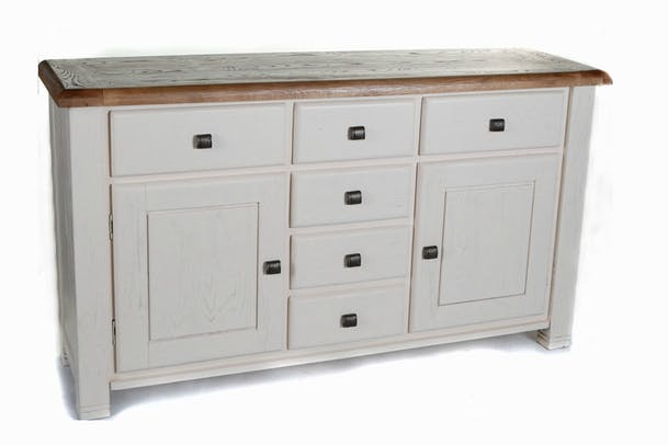Queenstown Sideboard | Medium | White