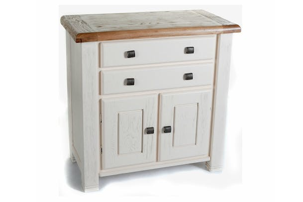 Queenstown Sideboard | Small | White