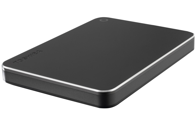 Toshiba Canvio Premium 1TB Hard Drive | Dark Grey