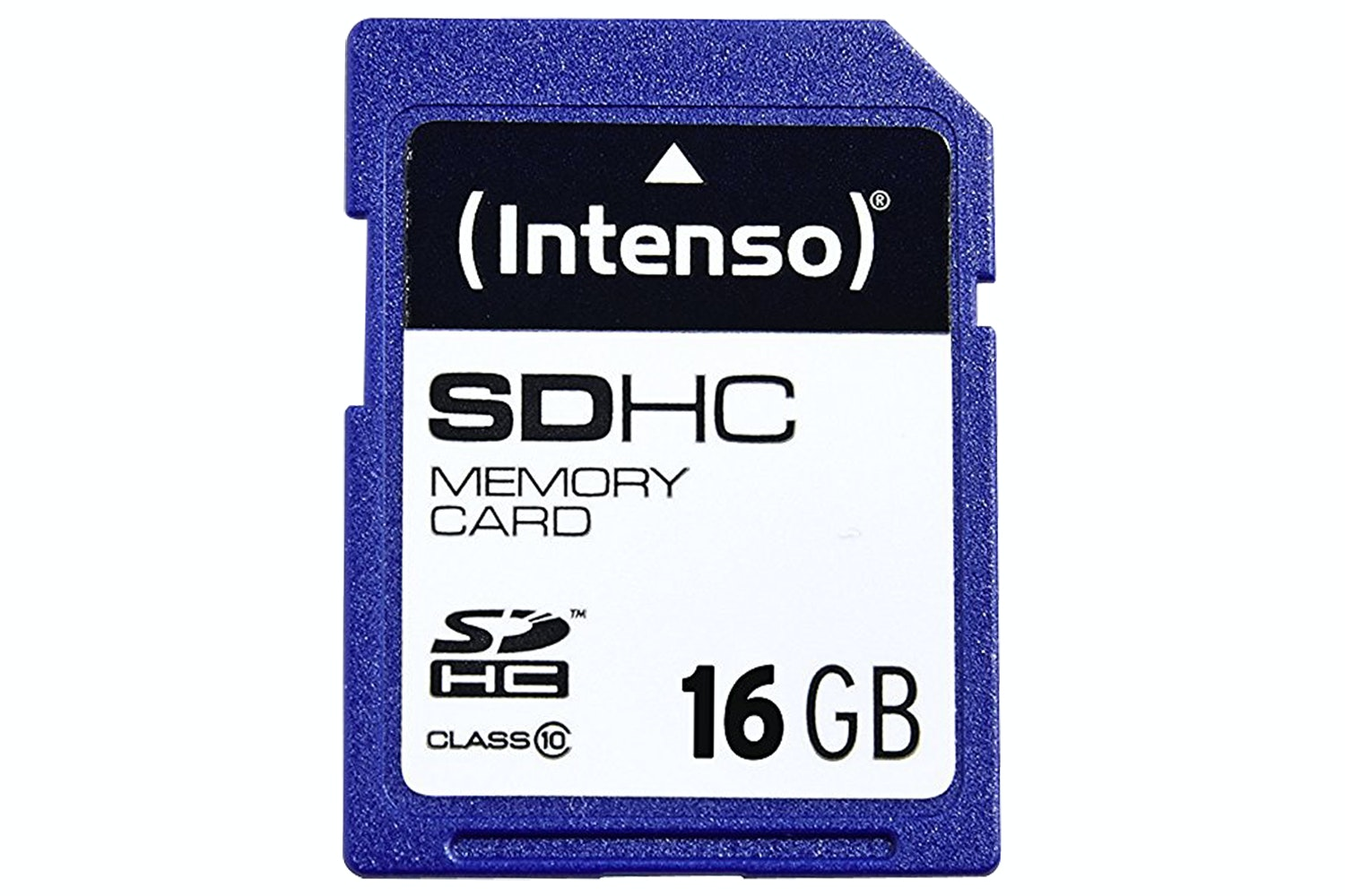 Intenso 16GB Class 10 SD Card