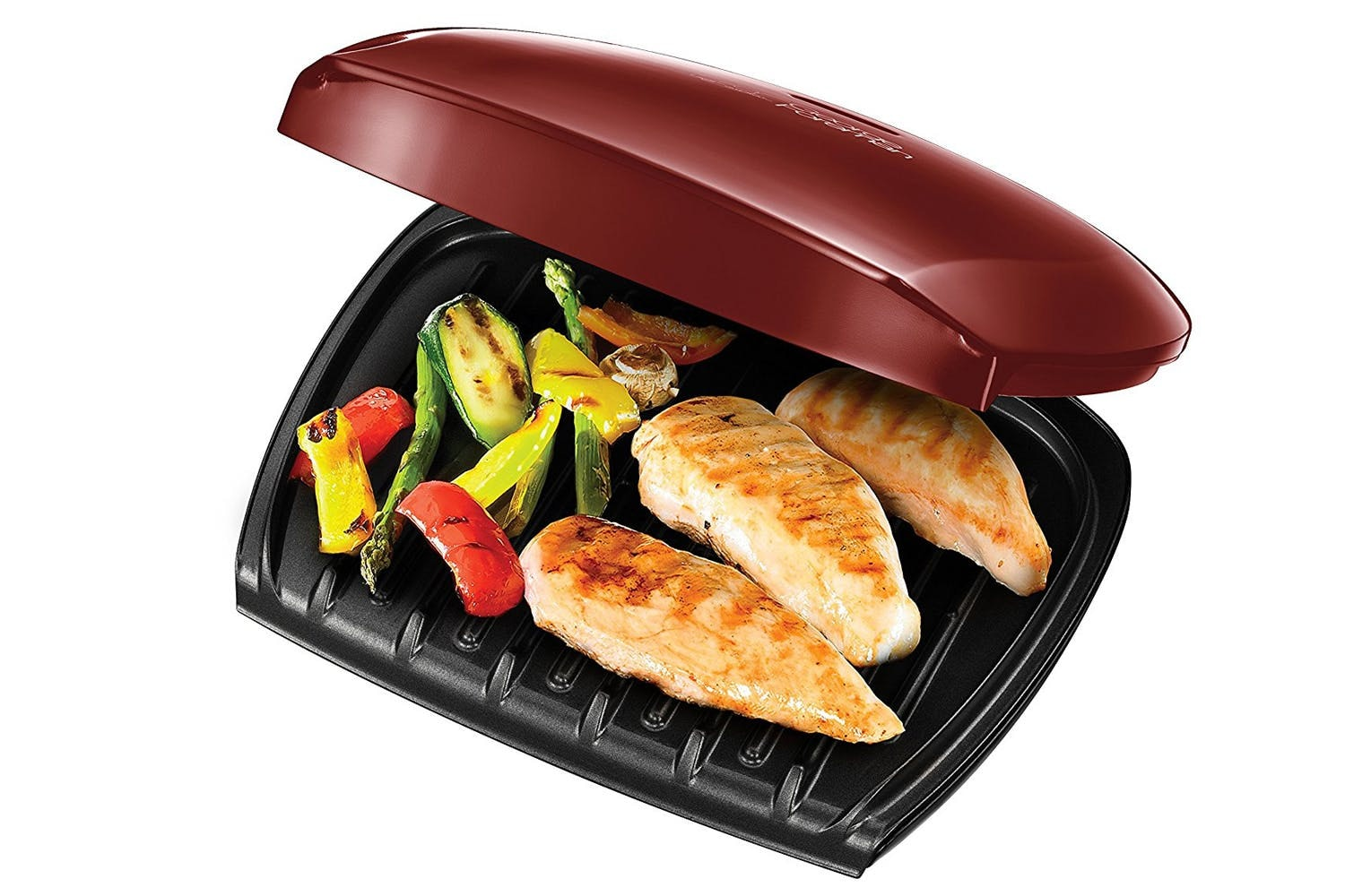 George Foreman Family Grill | Red