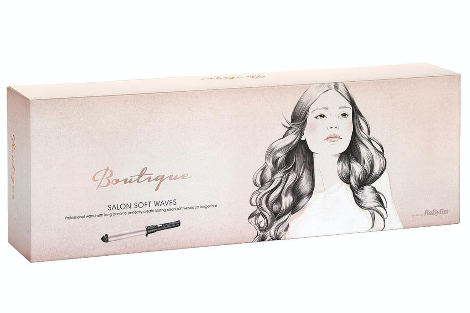 BaByliss Boutique Soft Waves Curler | 2307BQU