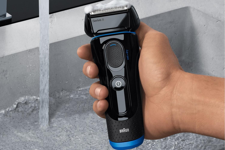 Braun Series 5 5040s Wet&Dry Shaver
