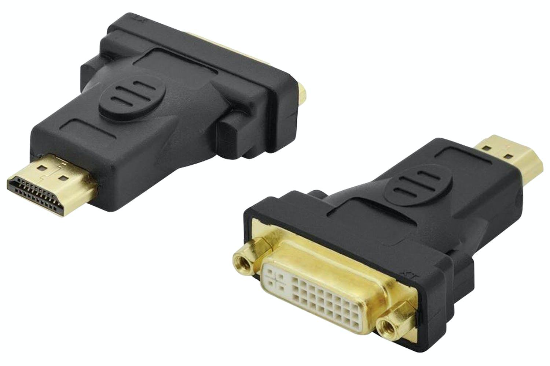 Tv Cables Connectors Adaptors Ireland Micro Usb Pinout Bed Mattress Sale Ednet Hdmi To Dvi D Adapter