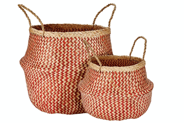 Sea Grass Basket | Set Of 2