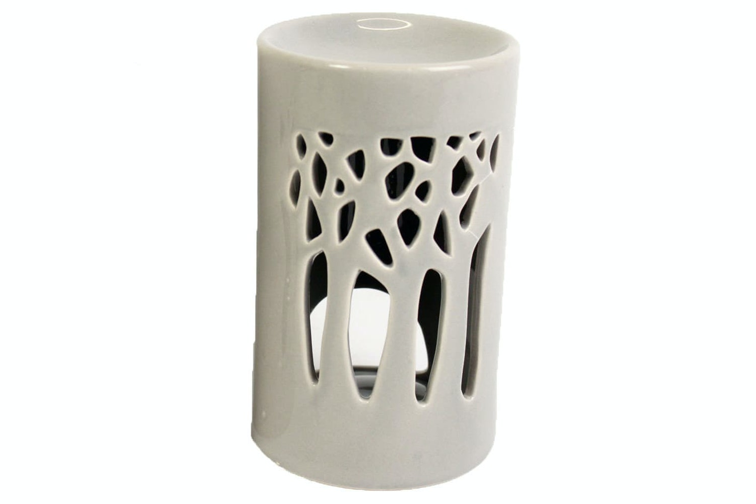 Tree Design Oil Burner