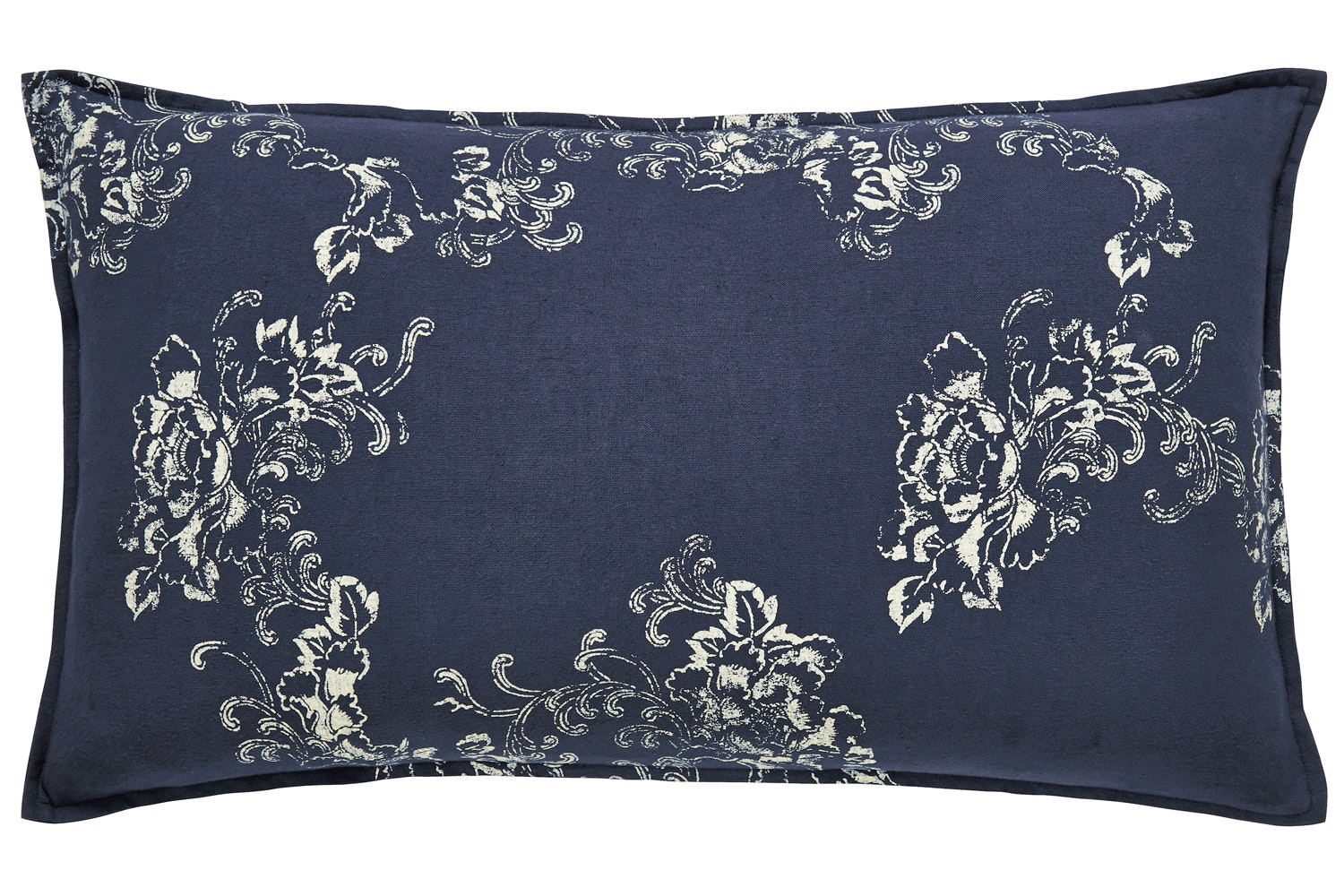 Murmur Chrysanthemum Linen Cushion
