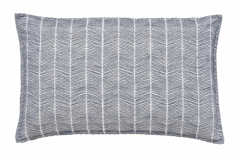 Murmur Matsu Cushion Indigo & White