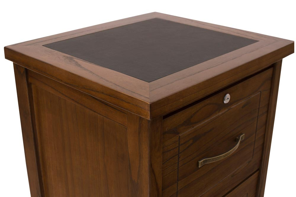 Ebony Filing Cabinet