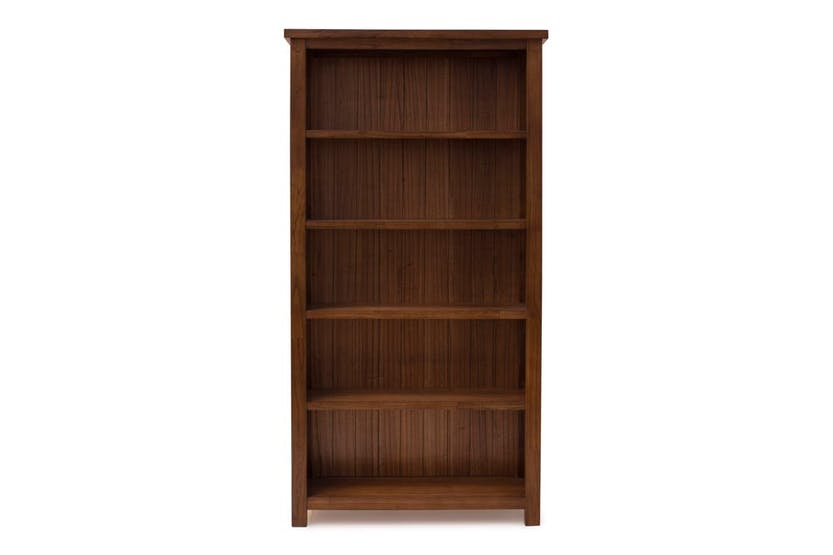 Ebony Bookcase
