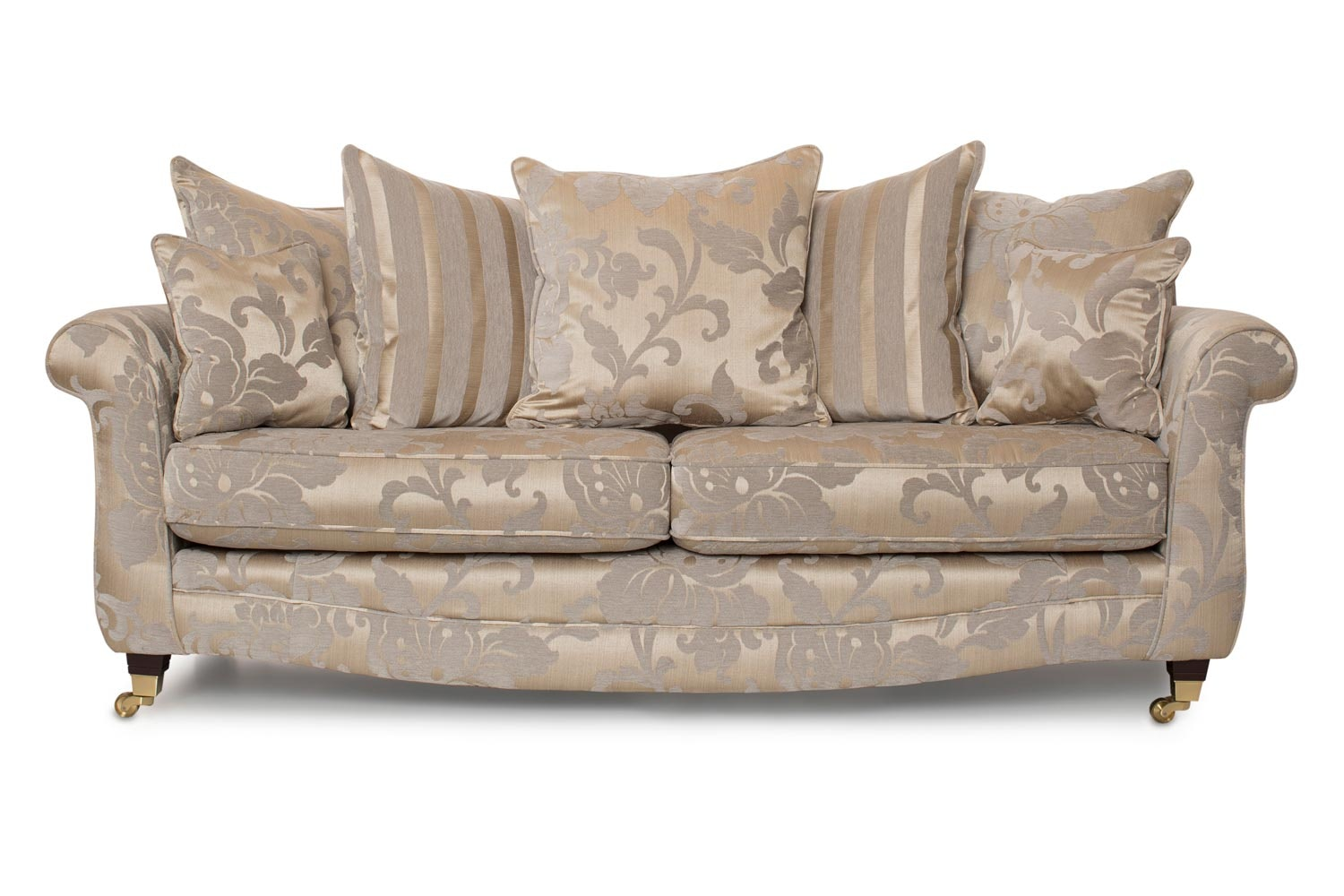 Paris 4 Seater Sofa