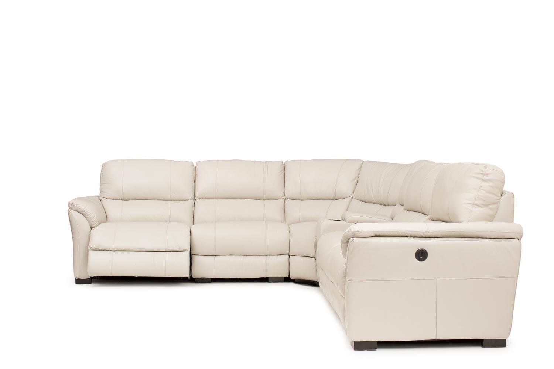Skylar Electric Recliner Corner Sofa