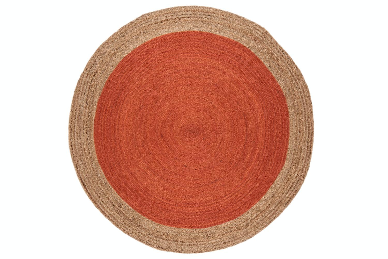Faro Jute Circular Rug