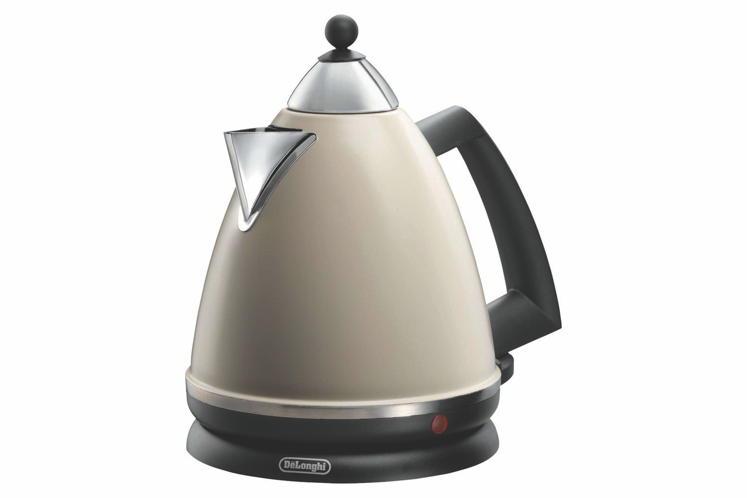 Delonghi Argento 1.7L Kettle | Cream
