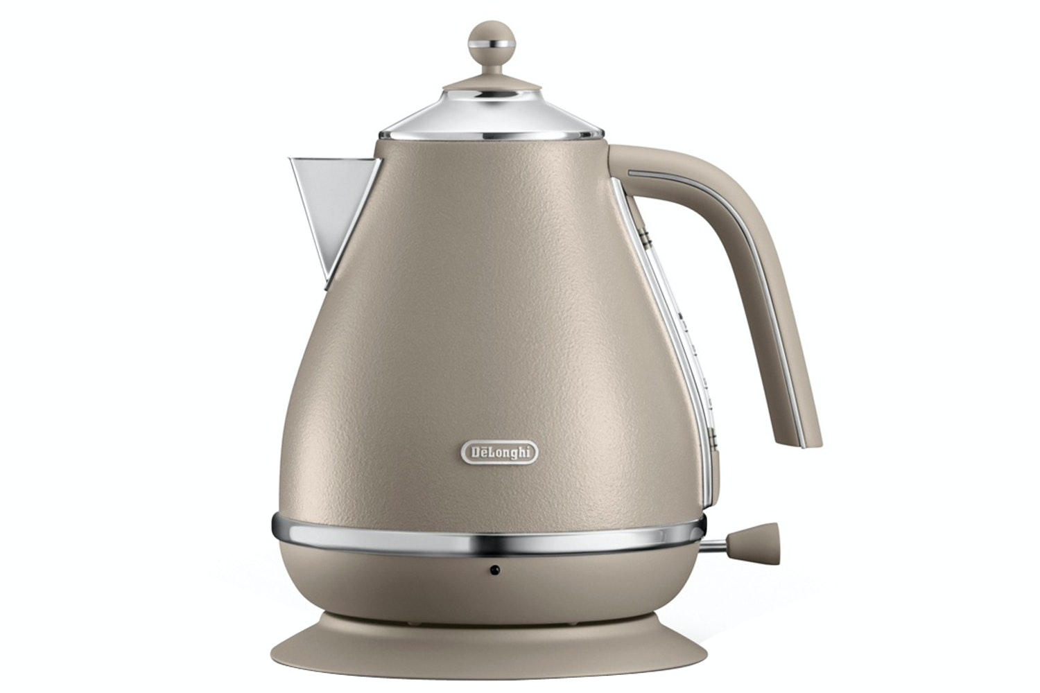 Delonghi Icona Elements Kettle | Sand Beige