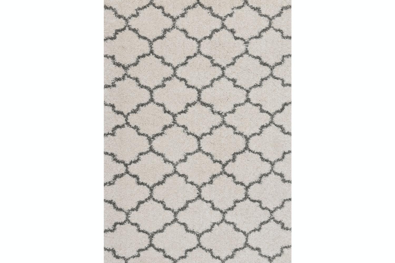 Logan Rug Ivory & Grey | 160x230cm