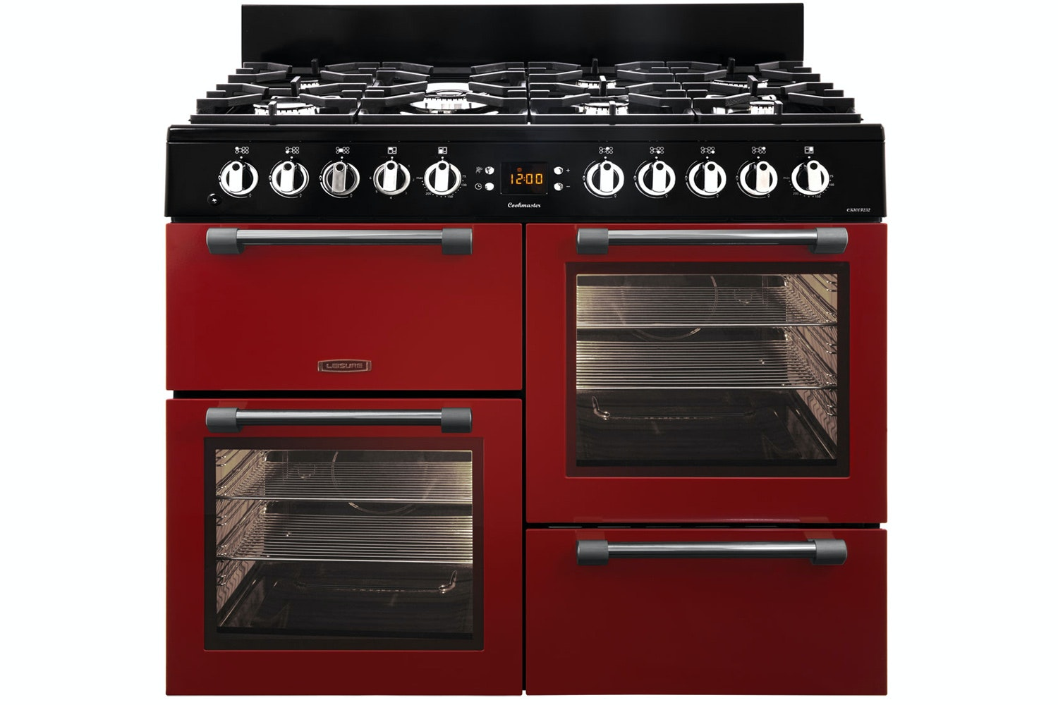 Leisure 100cm Dual Fuel Range Cooker | CK100F232R