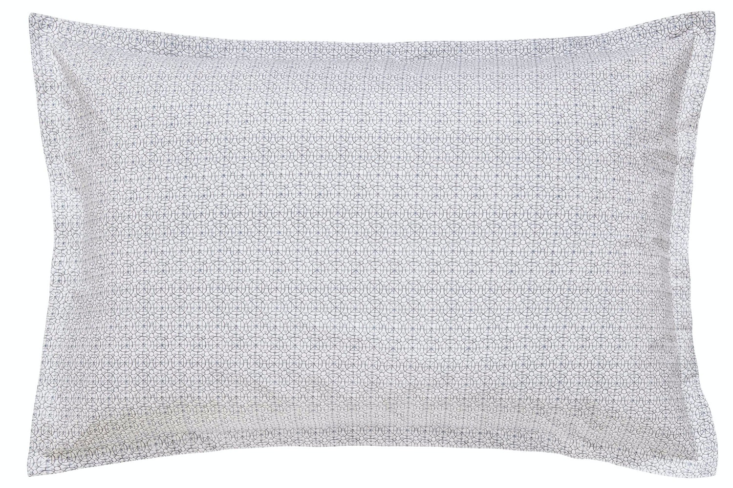 Murmur Mosaic Oxford Pillow Case