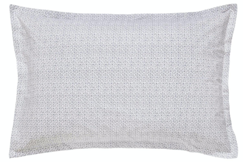 Murmur Mosaic Oxford Pillow Case