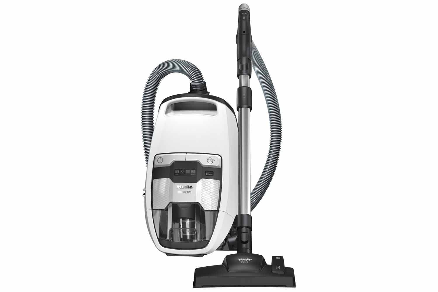 Miele Blizzard CX1 Comfort  PowerLine - SKMR3 Bagless cylinder vacuum cleaners   with wireless handle controls for especially convenient operation