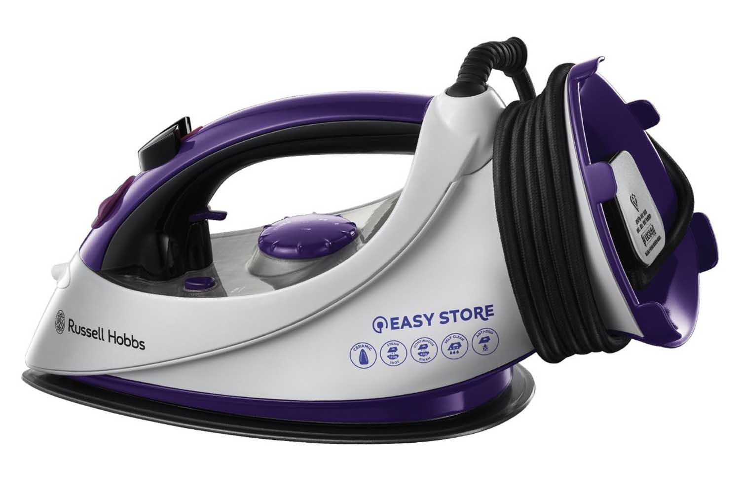 Russell Hobbs 2400W Steam Iron | 18617