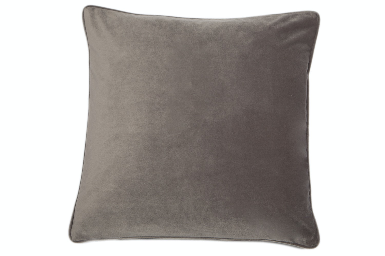 Luxe Velvet Cushion | Grey