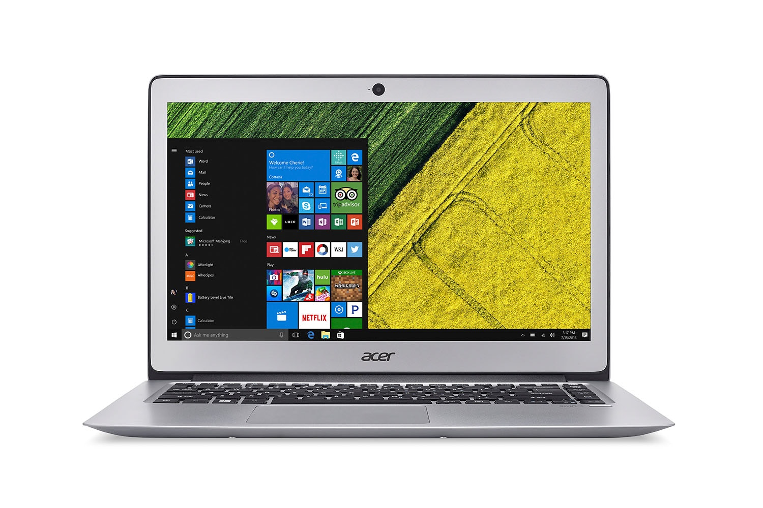 "Acer Swift 3 14"" Laptop 
