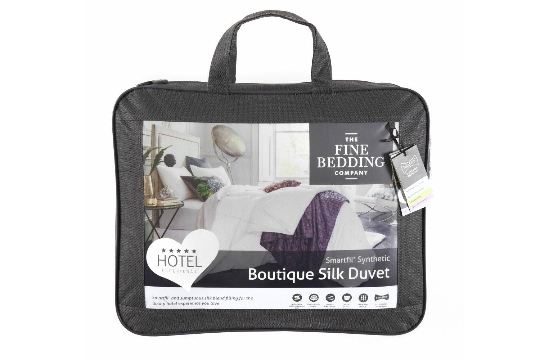 Boutique Silk 10.5 Tog Duvet  | Double