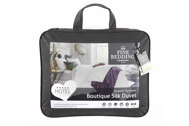 Boutique Silk 10.5 Tog Duvet  | Double