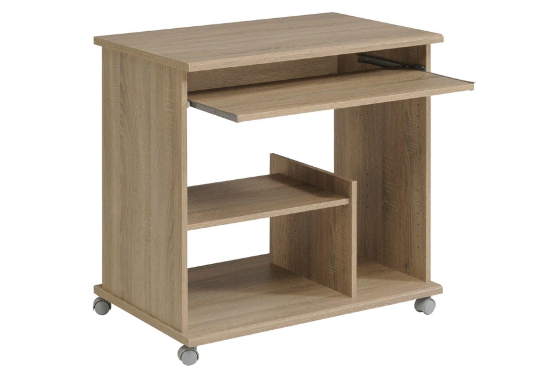 Compact Study Desk | Acacia