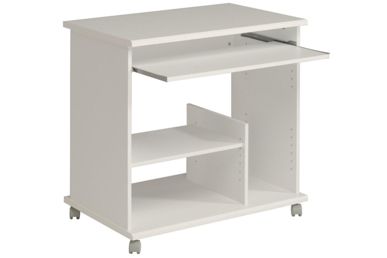 Compact Study Desk | White