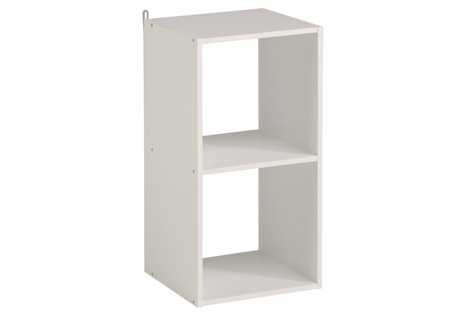 Kubikub 2 Cube Column Storage | White