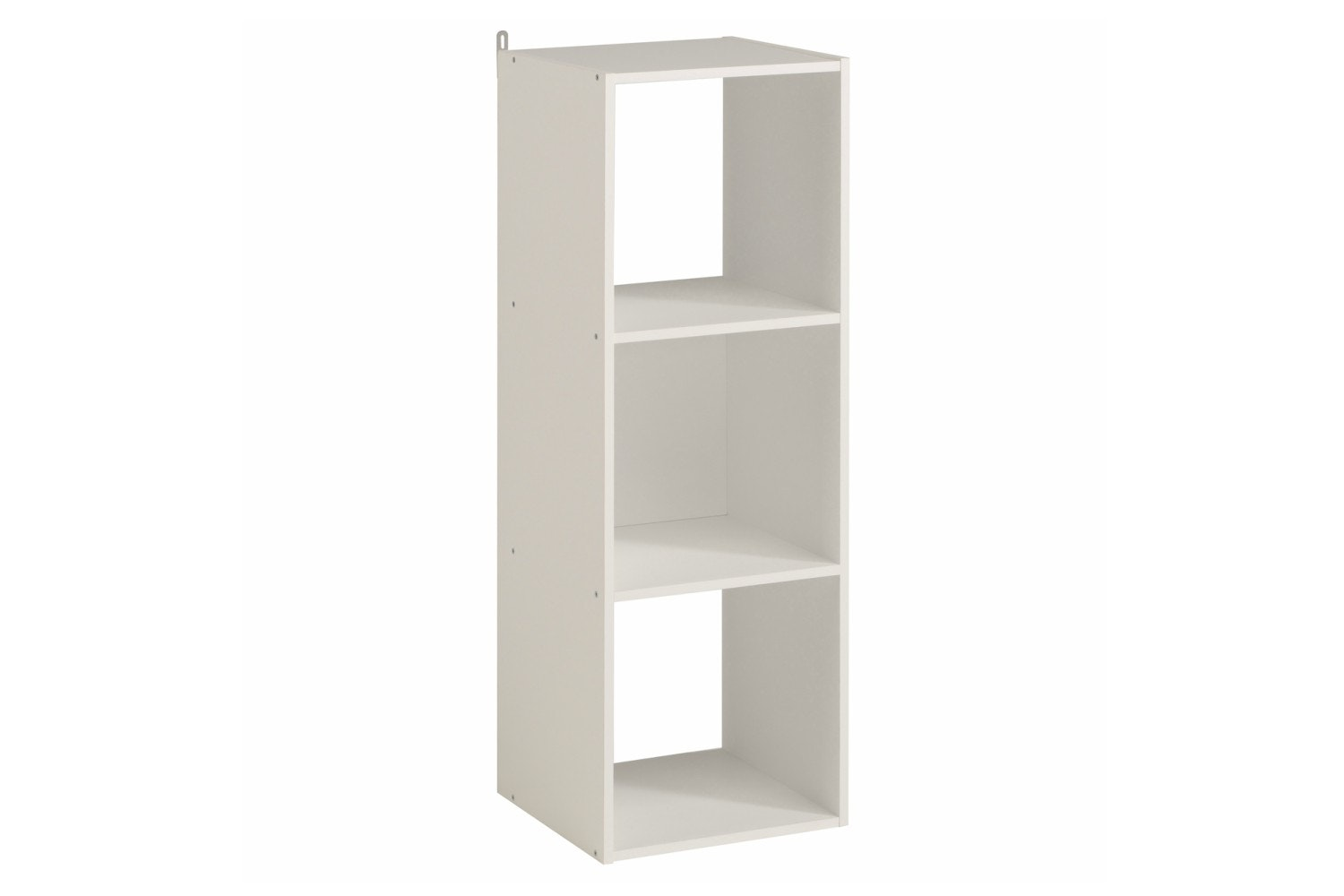 Kubikub 3 Cube Column Storage | White