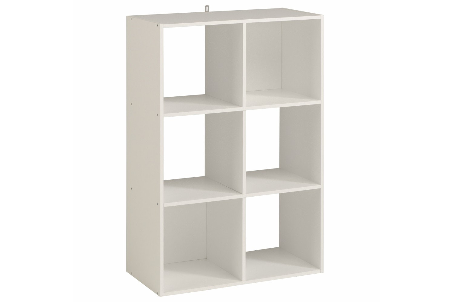 Kubikub 6 Cube Column Storage | White