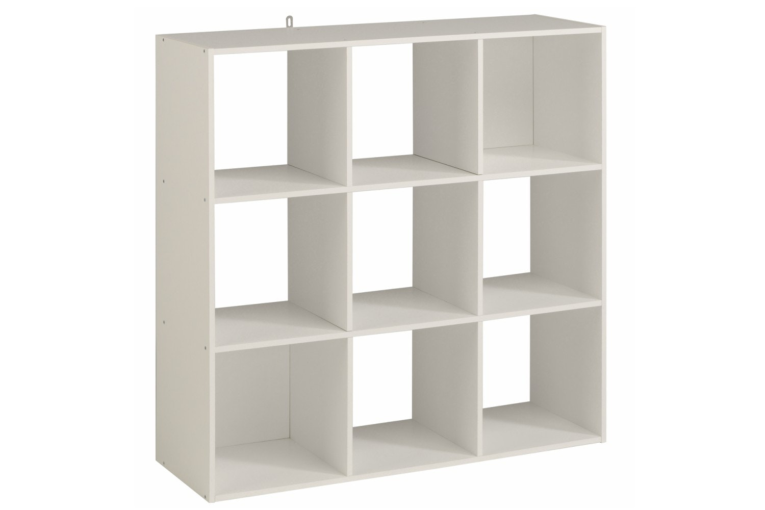 Kubikub 9 Cube Square Storage | White