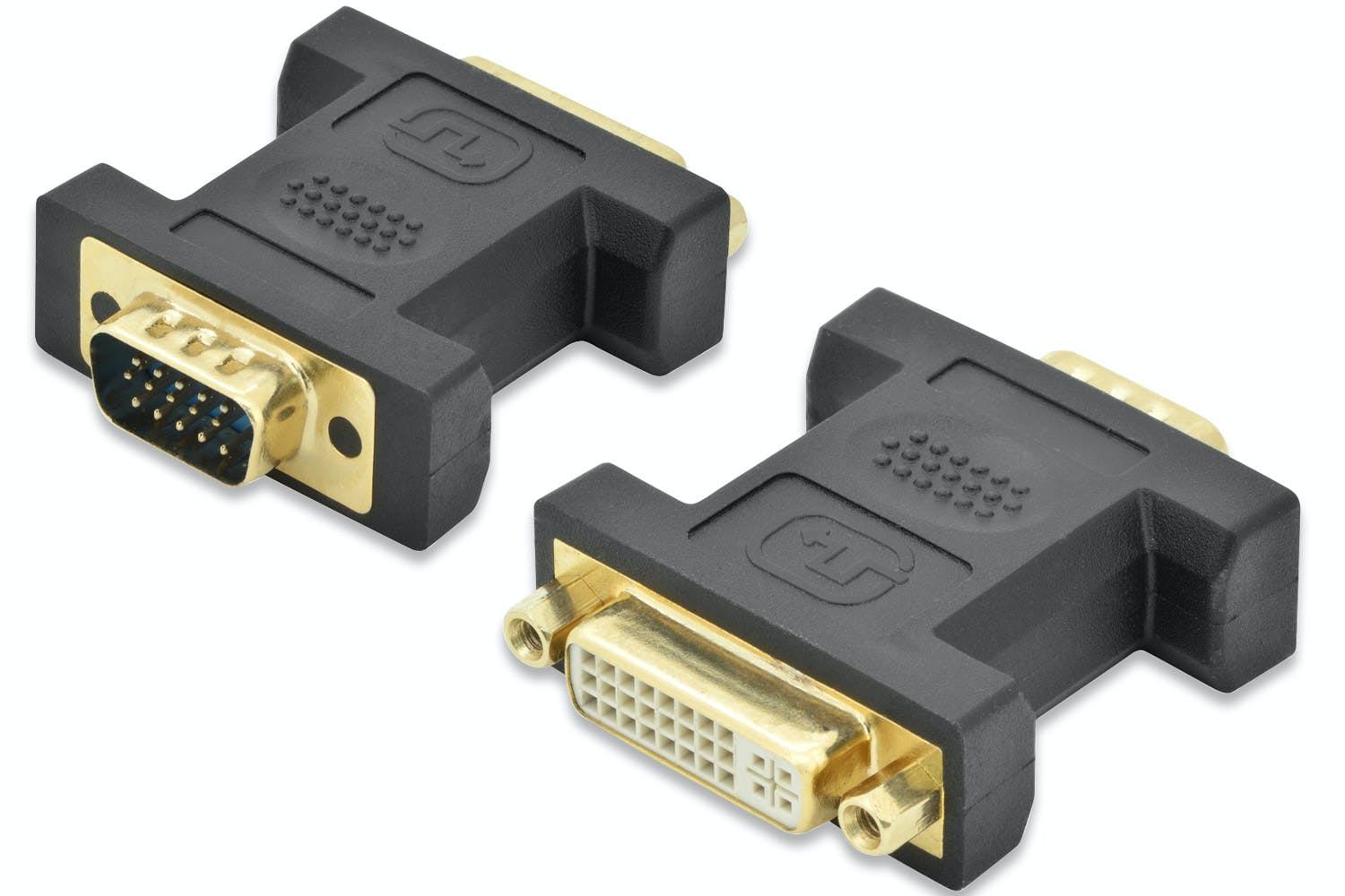 Ednet Vga To Dvi I Adapter Ireland Electrical Wiring Colour Codes