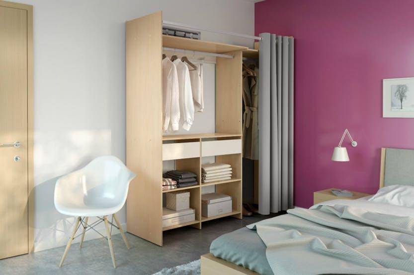 Superb Bedroom Storage Options Go Harvey Norman