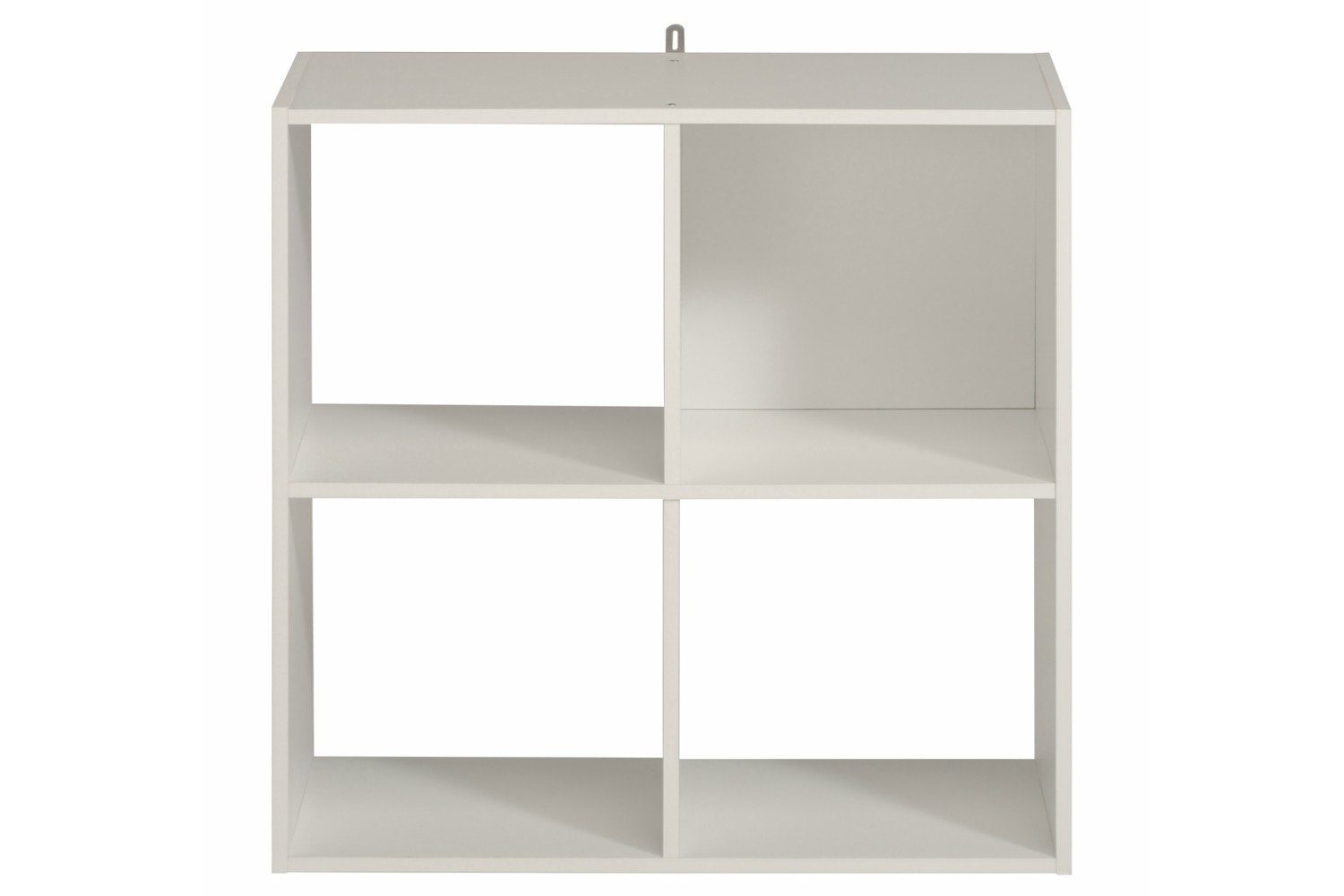 Kubikub 4 Cube Square Storage | White