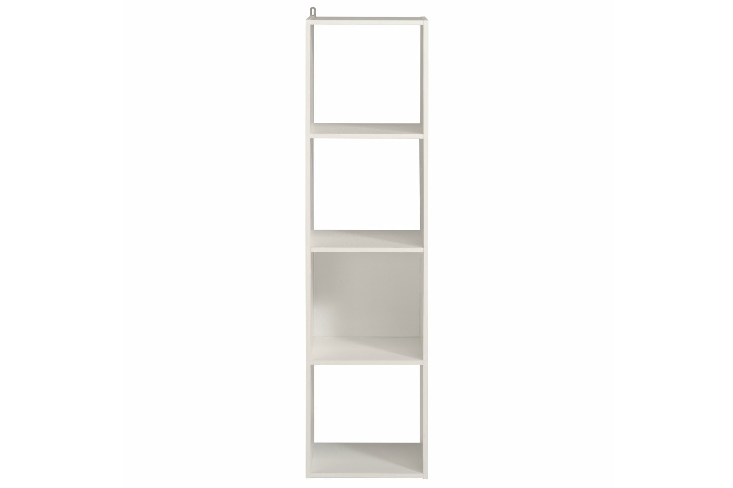 Kubikub 4 Cube Column Storage | White