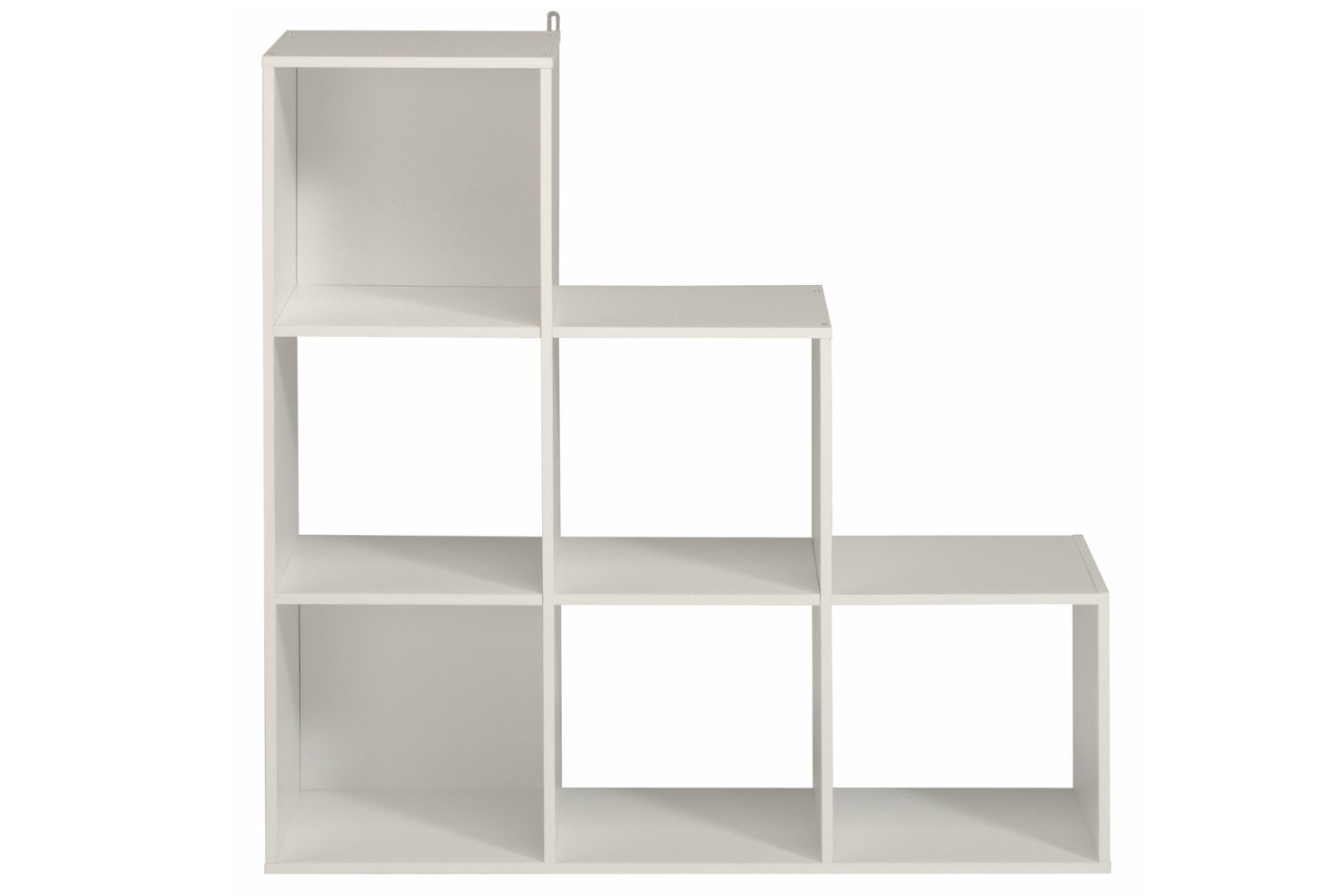 Kubikub 6 Cube Tier Storage | White